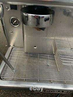 Expobar Zircon Compact (2 Groupe) Tall Espresso Coffee Machine Ref A