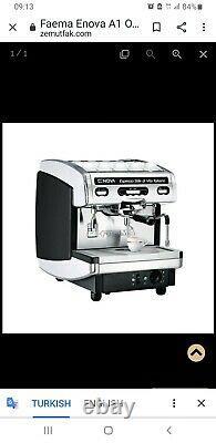 Faema Enova 1 Groupe Espresso Stile DI Vita Italiano Machine À Café 2020