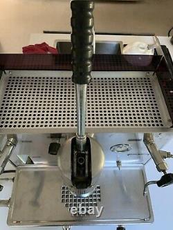 Faema Zodiac 1 Groupe Levier Vintage Machine À Expresso