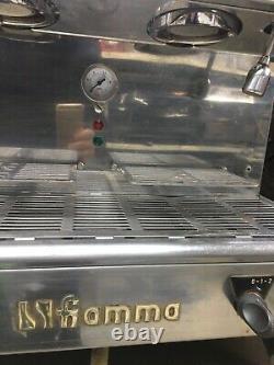 Fiamma 2groups Compact Espresso Coffee Machine
