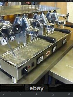 Fiorenzato 3 Groupe Espresso Machine À Café