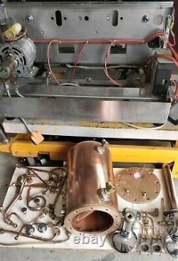 Firorenzato Ducale 2 Groupe Espresso Machine À Café