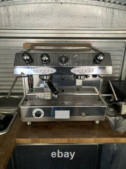 Fracino 2 Groupe Automatique Dual Fuel Coffee Machine
