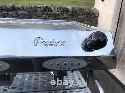 Fracino 3 Groupe Espresso Machine Excellent État