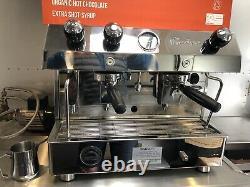 Fracino Contempo 2 Groupe Gpl Semi Auto Gas &/ou Electric Espresso Machine
