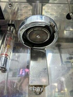 Fracino Espresso Machine À Café 3 Groupe Complet Avec Broyeur & Boîte À Knockout
