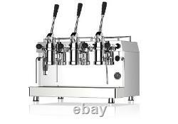 Fracino Retro 3 Groupe Semi-automatique Levier Machine À Café