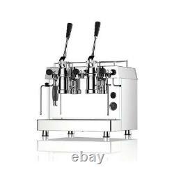 Fracino Retro Deluxe 2 Groupe Semi Automatique Lever Machine À Café