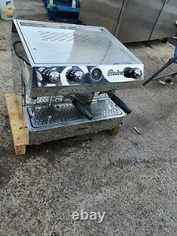 Francino 2 Groupe Espresso Machine À Café (recon Complet)