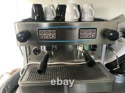 Futurmat Rimini Compact 2 Chef De Groupe Espresso Coffee Machine