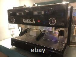 Gaggia D90 Deux Groupe Commercial Espresso Machine