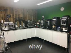 Gaggia Gd 1 Groupe Espresso Coffee Machine Red Prix Réduit