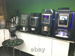 Gaggia Gd Compact 2 Groupe Espresso Coffee Machine Red