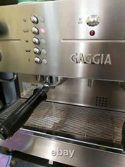 Gaggia XD Evolution 2 Groupe Espresso Commercial Coffee Machine