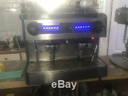 Griggia Gd 2group Espresso Argent Machine