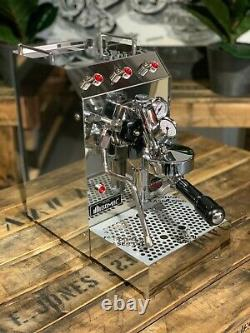 Isomac Zaffiro Due 1 Groupe Marque En Acier Inoxydable New Machine À Café Espresso