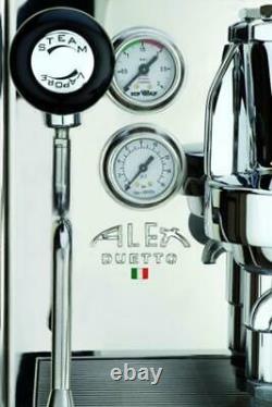Izzo Alex Duetto IV Plus 1 Machine À Café Espresso De Groupe