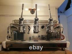 Izzo Lever Machine À Café 3 Groupe