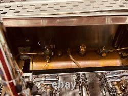 Izzo Pompei Espresso Lever Machine 2 Groupe