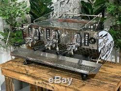 Kees Van Der Westen Mirage Arte Veloce 3 Blanc Groupe Machine À Café Espresso