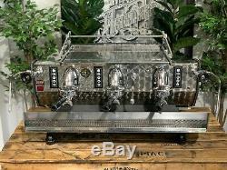 Kees Van Der Westen Mirage Arte Veloce Jaune 3 Groupe Espresso Machine À Café
