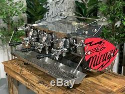 Kees Van Der Westen Mirage Arte Veloce Rouge 3 Groupe Espresso Café Café Machine