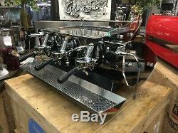 Kees Van Der Westen Mirage Triplette Black 3 Groupe Machine À Café Espresso