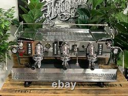 Kees Van Der Westen Mirage Triplette Mirage Side 3 Groupe Espresso Coffee Machine