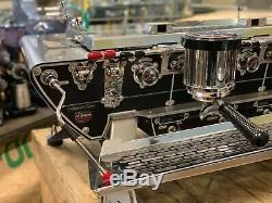 Kees Van Der Westen Spirit Triplette Bastone 3 Nouveau Groupe Machine À Café Espresso