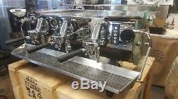 Kees Van Der Westen Triplette Mirage 3 Côtés Groupe Espresso Café Café Machine