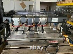 La Cimbali M100 3 Groupe Espresso Emporter Machine Automatique Professionnelle