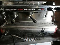 La Cimbali M22 Plus 2 Group Coffee Espresso Machine 3 Phase Power