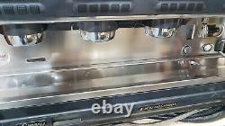 La Cimbali M32 Dosatron 3 Groupe High Cup Commercial Espresso Machine À Café