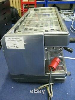 La Cimbali M32 Dosatron 4-groupe Machine À Café Expresso 3 Phases -utilisé