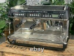 La Cimbali M39 Dosatron Gt Black 2 Groupe Espresso Café Commercial