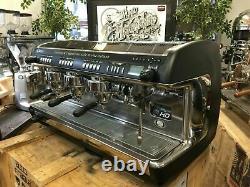 La Cimbali M39 Dosatron Hd 3 Groupe Black Espresso Machine À Café Commercia
