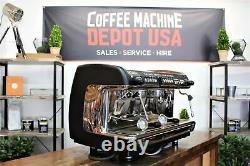 La Cimbali M39 Gt Dosatron 2 Groupe High Cup Commercial Espresso Machine À Café