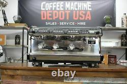 La Cimbali M39 Gt Dosatron 3 Groupe De Haut Cup Machine À Café Expresso Commercial