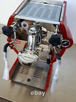 La Forza F1 Red E61 Groupe Professional Espresso Machine 220v/110v Made In Italy