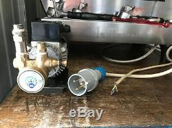 La Marzocco Chrome Gb5 Av (2 Groupe) Machine À Café Espresso