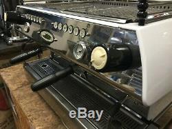 La Marzocco Fb80 2 Blanc Groupe Machine À Café Espresso Commercial Barista Voiture