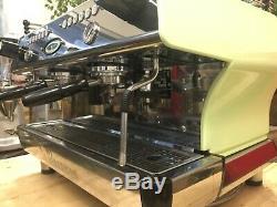 La Marzocco Fb80 2 Groupe Canard Green Egg Espresso Machine À Café Café Commercial