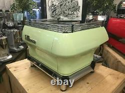 La Marzocco Fb80 2 Groupe Duck Egg Green Espresso Machine À Café Commercial Café