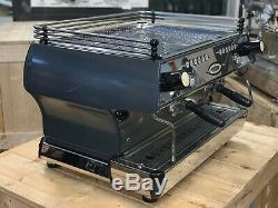 La Marzocco Fb80 2 Groupe Noir Gris Espresso Machine À Café Café Commercial