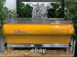 La Marzocco Fb80 4 Groupe Gold Espresso Coffee Machine Commercial Wholesale Cafe