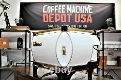 La Marzocco Gb5 Ee 2 Groupe Commercial Espresso Machine À Café 2017