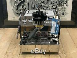 La Marzocco Gs3 1 Groupe Manuel Paddle Espresso Machine À Café Home Bar Bureau