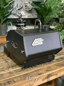 La Marzocco Gs3 Mp 1 Groupe Paddle Custom Black Espresso Coffee Machine