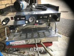 La Marzocco Linea 2 Av Group Espresso Machine À Café W Pompe - Poignées
