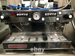 La Marzocco Linea 2 Groupe Espresso Machine À Café Classique £ 4800 Prix Inc Cuve
